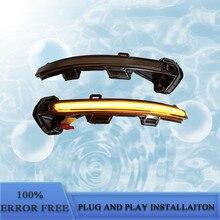 Car Side Wing Rearview Mirror Blinker Indicator LED Dynamic Turn Signal Light For VW for Passat B8 2015-2018 Arteon 2018 2019