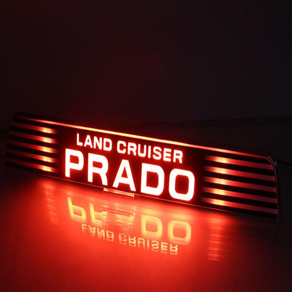 Luces LED de freno de advertencia ECAHAYAKU para Toyota Land Cruise Prado 2010 2011 2012 Luz de Freno led - 2