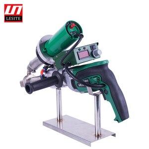 Image 2 - Plastic extrusion welding gun plastic extrusion welder PP HDPE hand welding extruder hand extruder LESITE LST600A