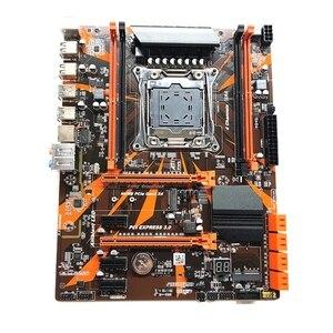 Image 2 - X99 Mainboard LGA2011 V3 מקצועי 4 ערוץ DDR4 מחשב שולחני האם מודול אקראי צבע