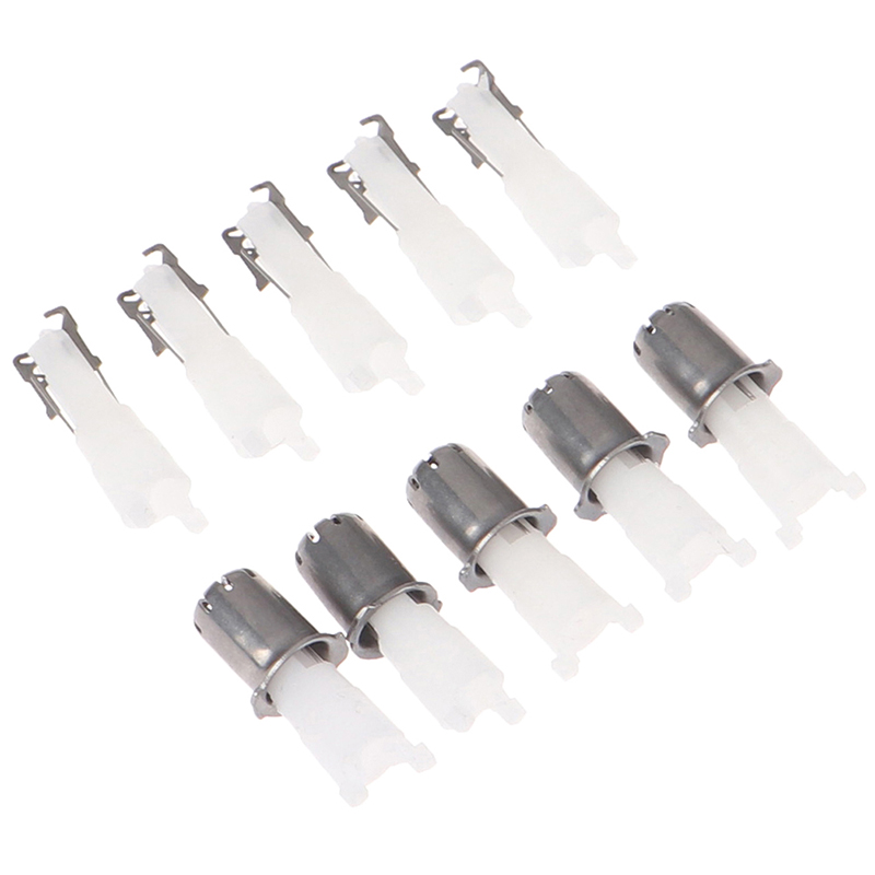 5PCS Nose Trimmer Heads Nose Hair Cutter Trimmer Replacement Head 3-in-1 Electric Shaver Razor