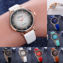 Women Watch Luxury Wrist Watches For Discolor Dial