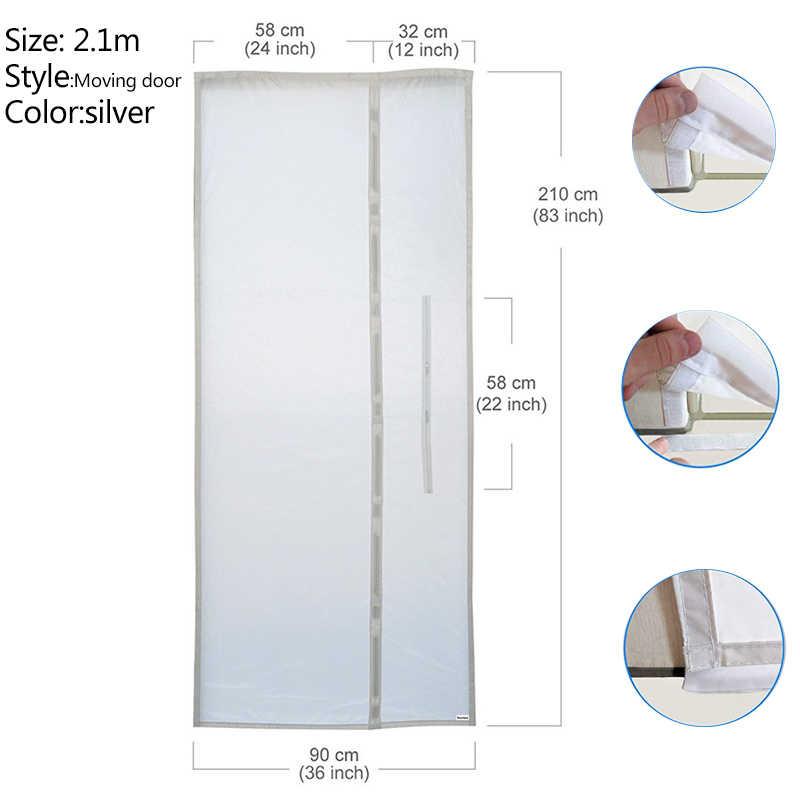 400CM mobilny klimatyzacja miękkie przegrody uszczelnienie okna do klimatyzatora spalin narzędzia dla wszystkich telefonów instalacje do uzdatniania powietrza,
