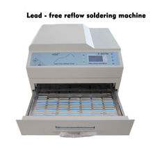 Lead-free Reflux Welder Machine T-937M Equipped With PC-side Control Software With Power Supply Voltage And Frequency 220 ~230V 2 4g 1 57g sweep frequency interference source vco manual external voltage control wifi gps power supply
