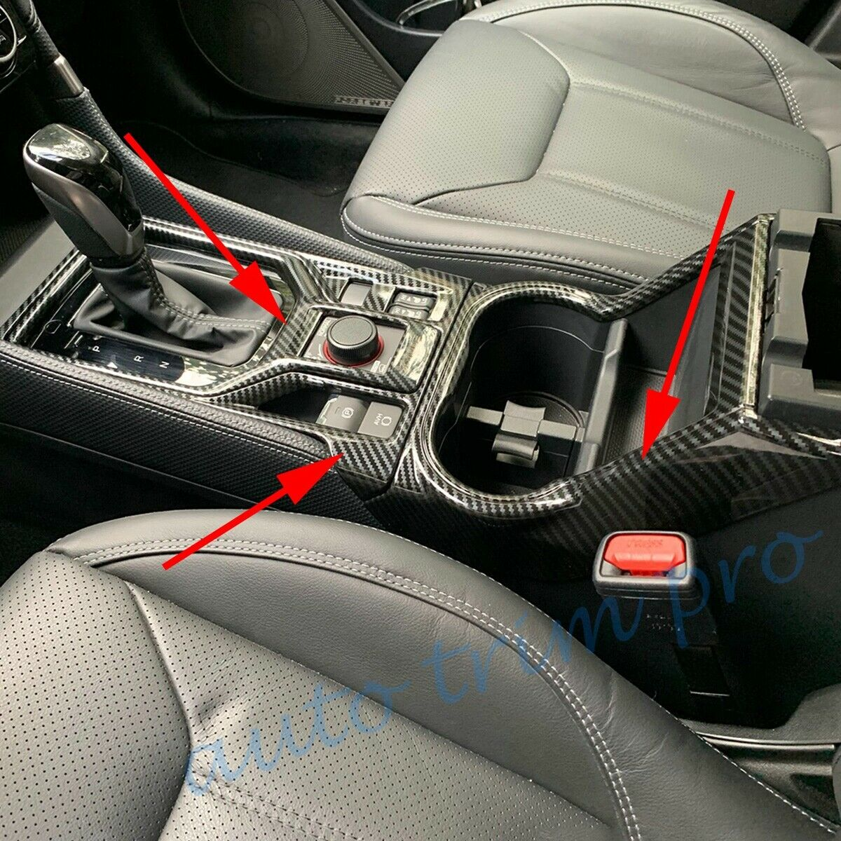 Stainless Dteel Seat Water Cup Holder Frame Trim For BMW X5 G05 40i 2019