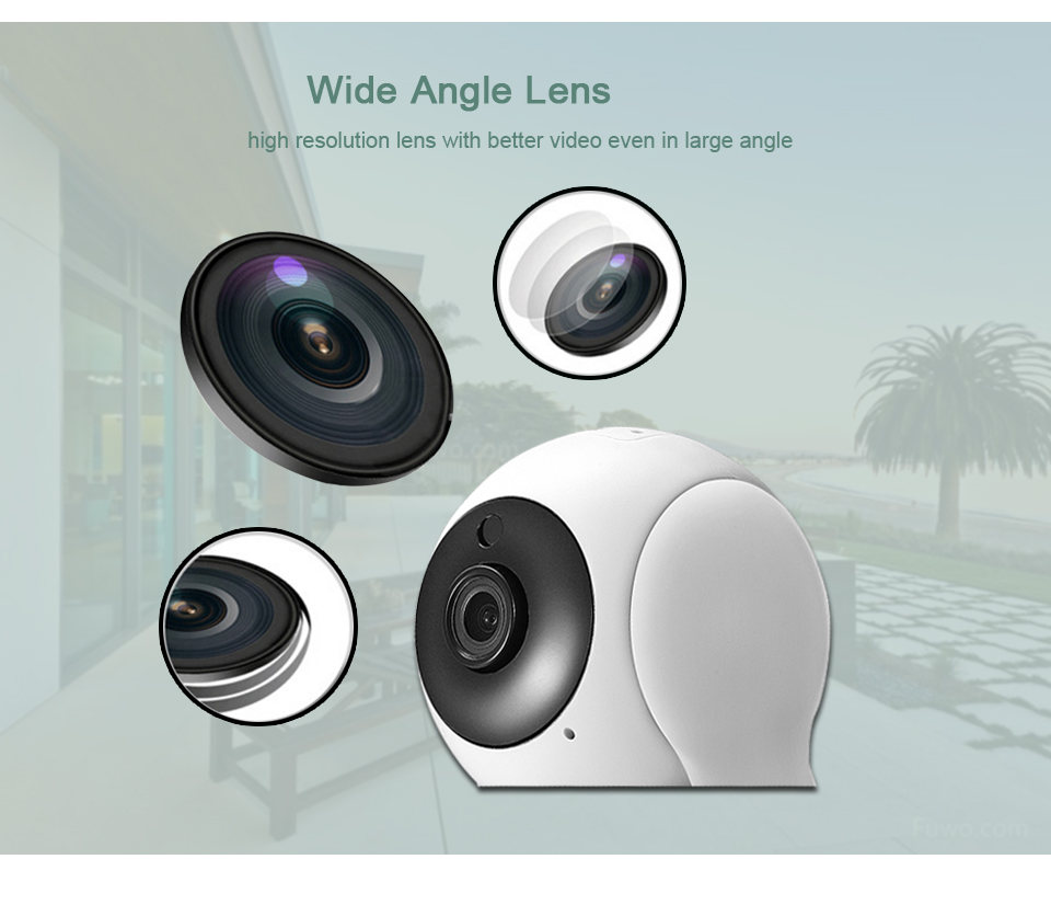 H9d89c887cca0403388070baf220f3f4fy BESDER 1080P 720P Home Security IP Camera Two Way Audio Wireless Mini Camera Night Vision CCTV WiFi Camera Baby Monitor iCsee