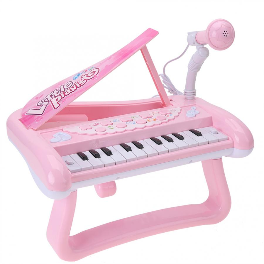 Children Boy Girl Baby Musical Electronic Piano Keyboard Early Educational Toy