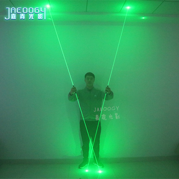 New High Quality Laser Sword Large Stage Magic Show Illumination Props Halloween Fluorescent Foot Laser Show