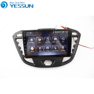 Image 4 - For Ford Transit Custom Tourneo 2012 2017 Car Android Multimedia Player Radio GPS Navigation Big IPS Screen Mirror Link Stereo