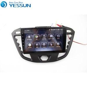 Image 4 - Reproductor Multimedia Android para coche Ford Transit, Radio con navegación GPS, pantalla IPS grande, Mirror Link, estéreo, personalizado, Tourneo 2013 2019