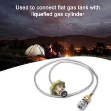 Уличная газовая горелка для кемпинга насадка наружной горелки