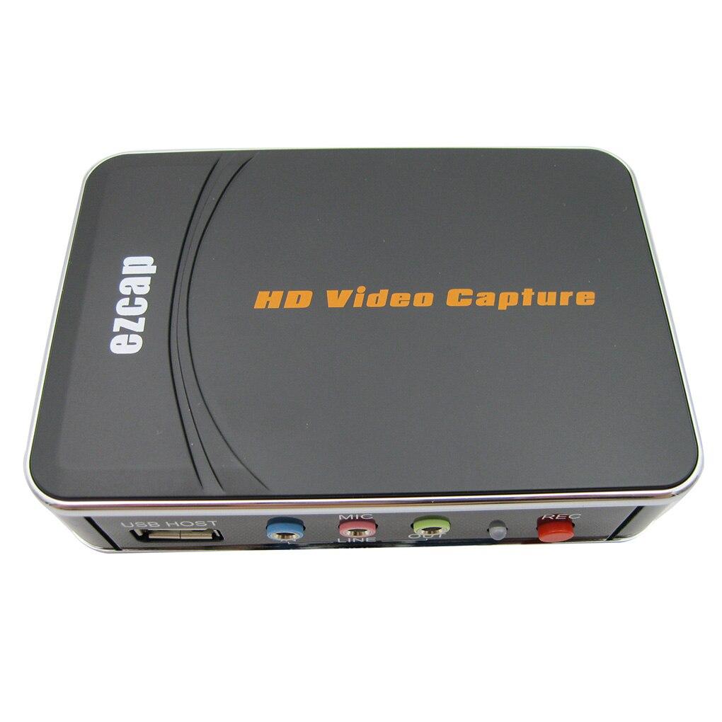 Elenxs Replacement For PS4 Xbox HD 1080P HD Game Video Capture Card Recorder Box HD Video Into USB Flash EU Plug