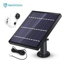 HeimVision – panneau solaire de sécurité, étanche IP66, alimentation continue, batterie Rechargeable, pour caméra solaire