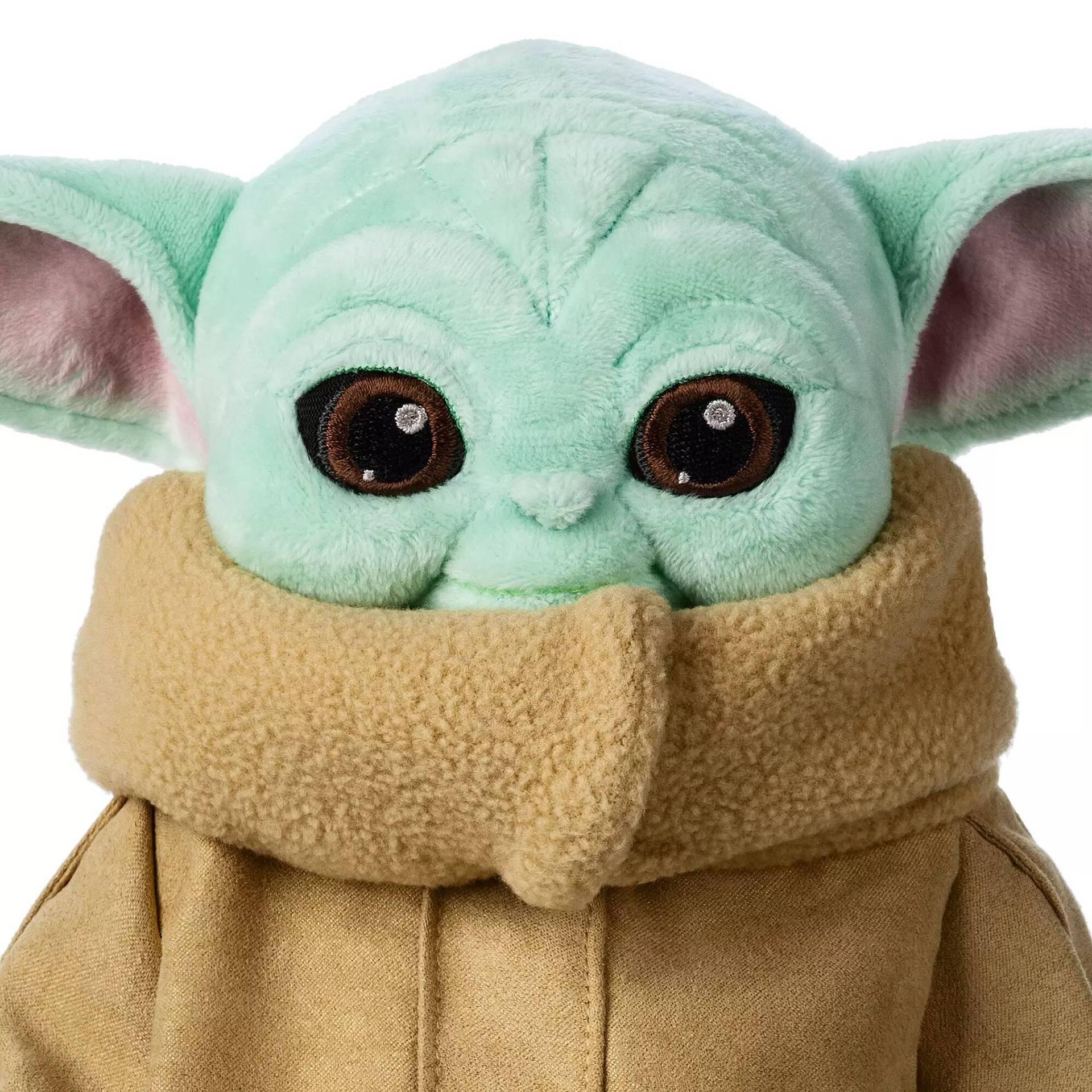 30cm Force Awakens Baby Yodaing War Children Plush Toys Cartoon Peluche Cute Star Wisdom Master Kid