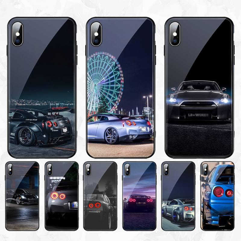 cover iphone 11 nissan skyline