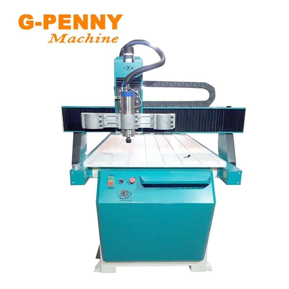 Купить с кэшбэком G-penny 800W ER11 Water Cooled Spindle Motor Water Cooling & 1.5KW VFD Inverter Variable Frequency CNC Spindle Speed Control