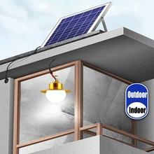 A2 LED Solar Panel Bulb Lantern Home Garden Lighting Large Battery Wireless Indoor Outdoor Waterproof  Yard