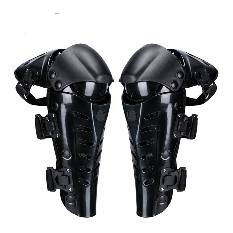 Gears Motorcycle Kneepad Motorcross Protective Cycling Riding Safety Sports Off-Road
