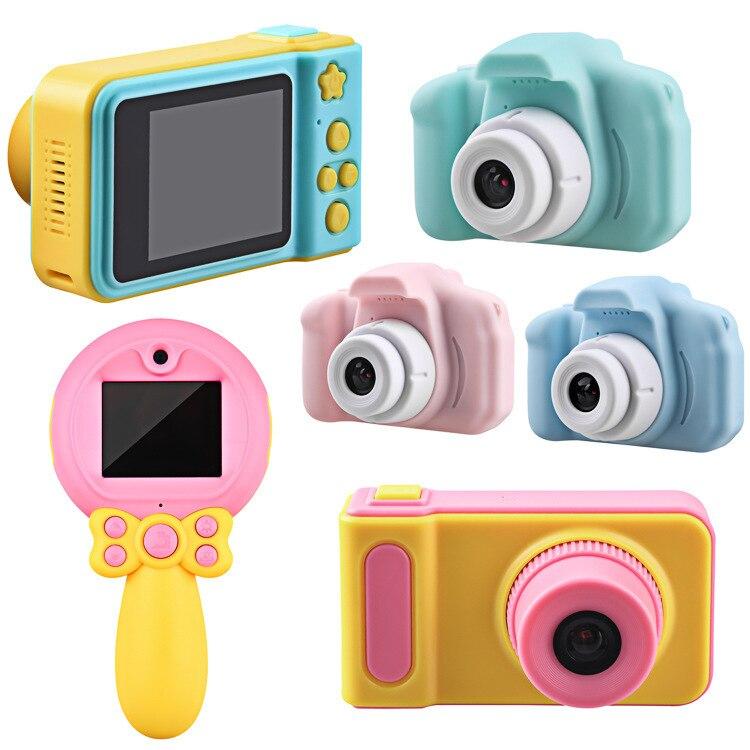 X1 Children Camera Factory Direct Selling New Style Baby Cartoon Mini Toy-Photo Shoot Children Digital Camera