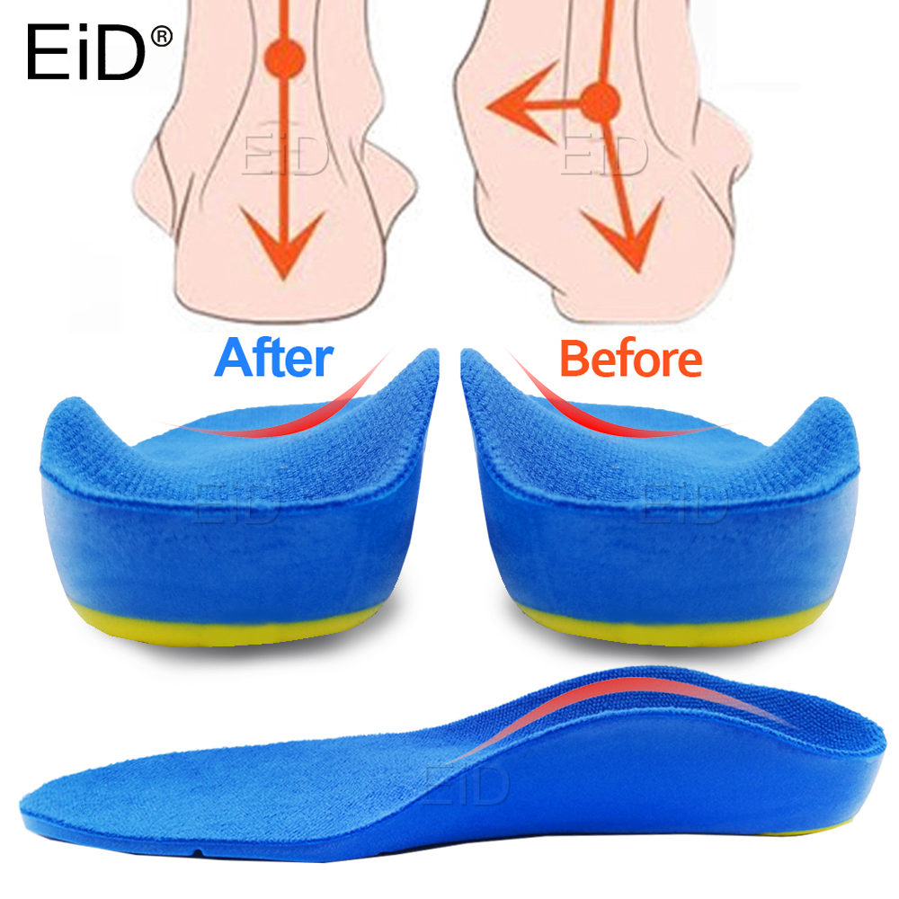 EiD Kids Children Orthotics Insoles Correction foot Care for Kid Flat Foot Arch Support Orthopedic Insole Soles Sport Shoes pads