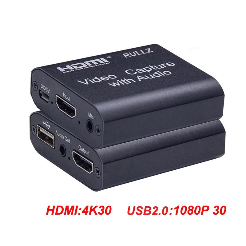 USB 2.0 Audio Black