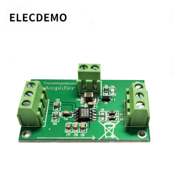 AD8015 Integrated Transimpedance Amplifier Module Single-Ended to Differential 240M Bandwidth 155Mbps Data Rate 2017 new music hall 300b vacuum tube amplifier class a single ended stereo integrated amp handcraft