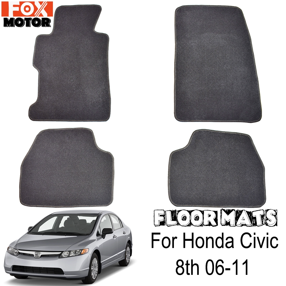 LHD FIAT 500 Tapis voiture 2007-2013 Tailored Custom