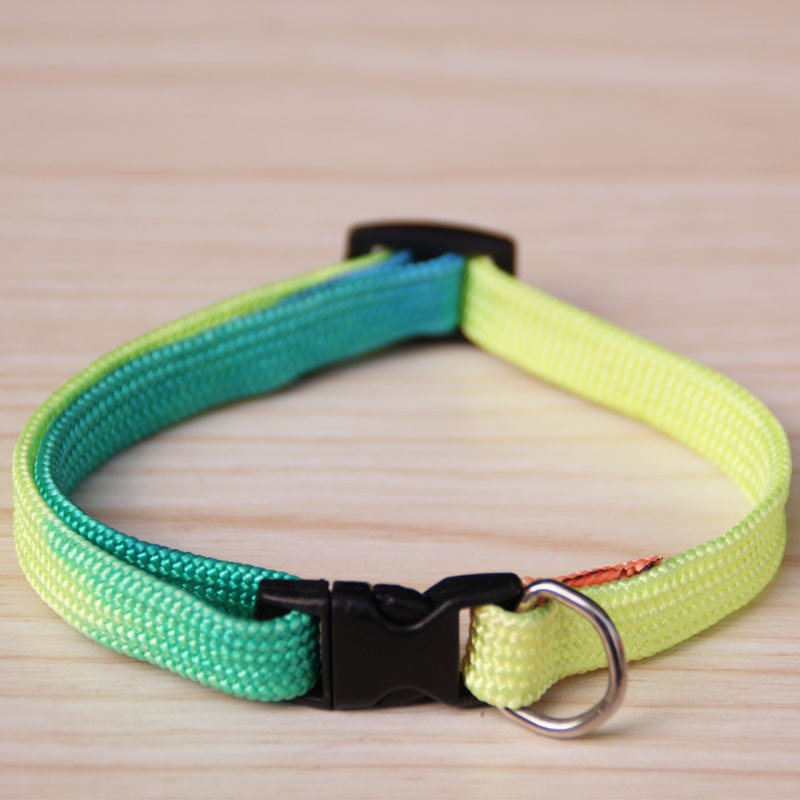 Small Colorful Neck Ring Teddy Collar Pet Bandana VIP Neck Ring Small Neck Ring Dog Supplies Pet Collar