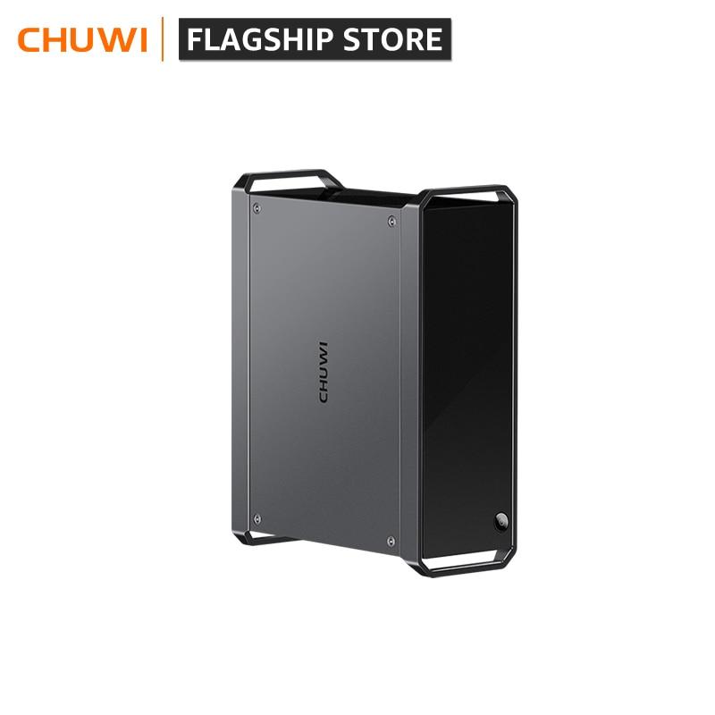 CHUWI новейший CoreBox intel Core i5 CPU мини игровой Настольный ПК 8 ГБ ОЗУ 256 ГБ SSD Windows 10 Настольный компьютер встроенный WIFI блютуз