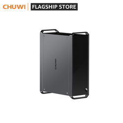 CHUWI Latest CoreBox intel Core i5 CPU mini Gaming Desktop pc 8G RAM 256G SSD Windows 10 Desktop Computer built-in WIFI Bluetoot