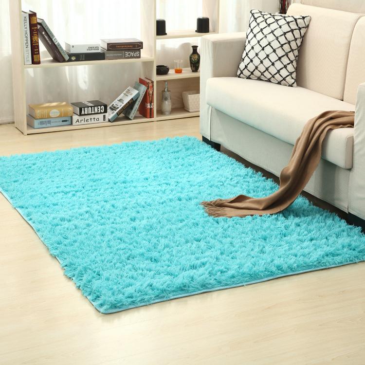 Shaggy Carpet Super Soft Indoor Modern Rugs For Living Room Home Warm Plush Floor Rugs Fluffy Mats Kids Room Rug Living Room Mat in Rug from Home Garden