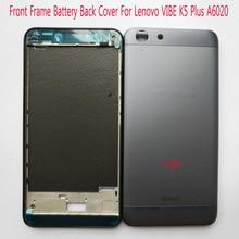 Dành Cho Lenovo Vibe K5 Plus/K5 A6020 A6020a40 Chanh 3 K32 Khung Trước Pin Có Nút Chỉnh Âm Lượng Thay Thế các Bộ Phận