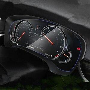 Защитная пленка для приборной панели автомобиля термополиуретановая ЖК-панель для приборной панели для BMW 1/2/3/5/6/7 серии GT F30 F31 F34 F32 X3 X4 F25 F26