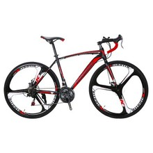 2020 new carbon steel road bike 700C road bicycle male and female students road racing bike for adults 21/27 speed bicycle