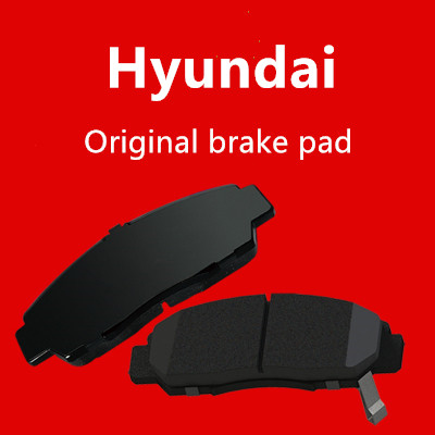 Make For Hyundai Elantra Brake Pad 1.6 Original Factory Name Picture Yuedong Langdong Reina Ix25 Original Ix35 Front And Rear