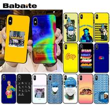 Babaite solicitar funda para teléfono para iPhone XR 11 Pro MaxXS MAX 8 7 6 6S Plus X 5 5S SE(China)