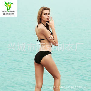 2020 New Style Handmade Crochet Style Women's Split Type Tour Bathing Suit Bathing Suit New Style Europe And America