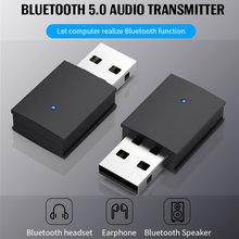 Адаптер bluetooth 50 для ноутбука настольного компьютера usb