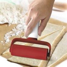 Rouleau à pâtisserie pour Pizza, Fondant, boulangers, outil de cuisine en plastique pour la cuisson de la pâte à Pizza et des biscuits