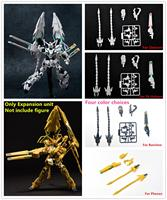 EffectsWings EW Expansion unit Gewapende Armor VN/BS voor Bandai 1/144 RG HG RX-0 Eenhoorn Banshee Phenex Gundam DE018