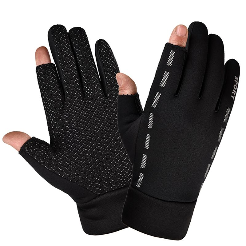 Men Gym <font><b>Gloves</b></font> Heavyweight <font><b>Gloves</b></font> Exercise Weight Lifting <font><b>Gloves</b></font> Body Building Training Fitness <font><b>Gloves</b></font> for Fiting Cycling image