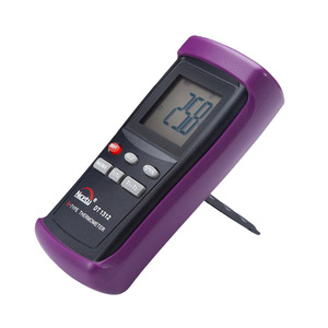 Image 2 - Nicety DT1311 Digital LCD Industrial Thermometer Thermocouple Sensor K Type Dual Channel Thermometer with probe Null