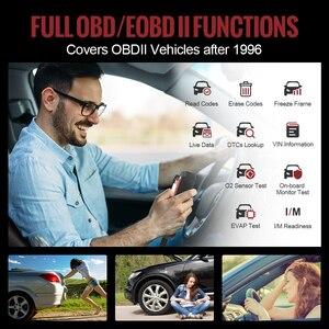 Image 5 - THINKCAR – Thinkscan Plus S4 outil de Diagnostic automobile, Scanner automatique, système ECM/TCM/ABS/SRS/BCM, OBD2, 3 réinitialisations optionnelles gratuites à vie