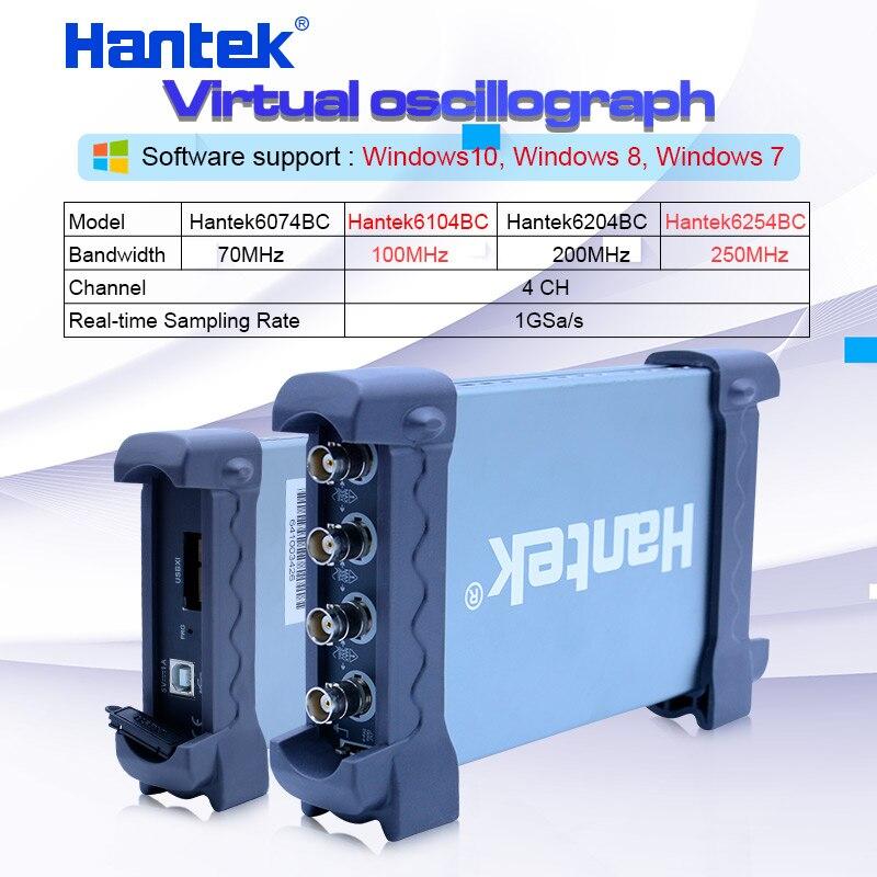 Software hantek alternative 6022be HScope
