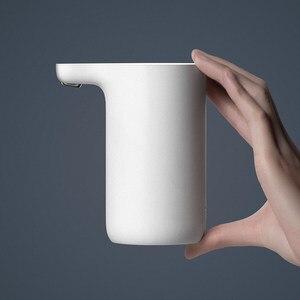 Image 2 - הכי חדש Youpin שלוש אזור T1 משאבת מים בבקבוק אחד חתיכה מים ראש עבור כל סוגים של בקבוקי מים לבן