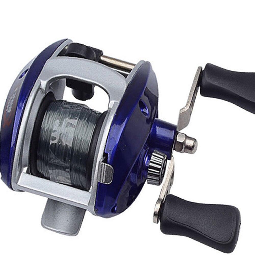 Baitcasting Reel High Speed 5.4:1 Gear Ratio 12+1BB Fresh/Saltwater Magnetic Brake System Ultralight Fishing