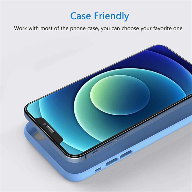 4Pcs Tempered Glass For iPhone 11 12 Pro XS Max X XR Full Cover Screen Protector For iPhone 7 8 6 6S Plus SE2 Protective Glass 5
