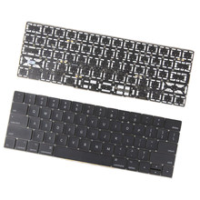 US Layout PC Laptop Keyobard Replacement for Apple MacBook Pro A1707 15 inch Keyboard with Small Enter Key 2019 New(China)