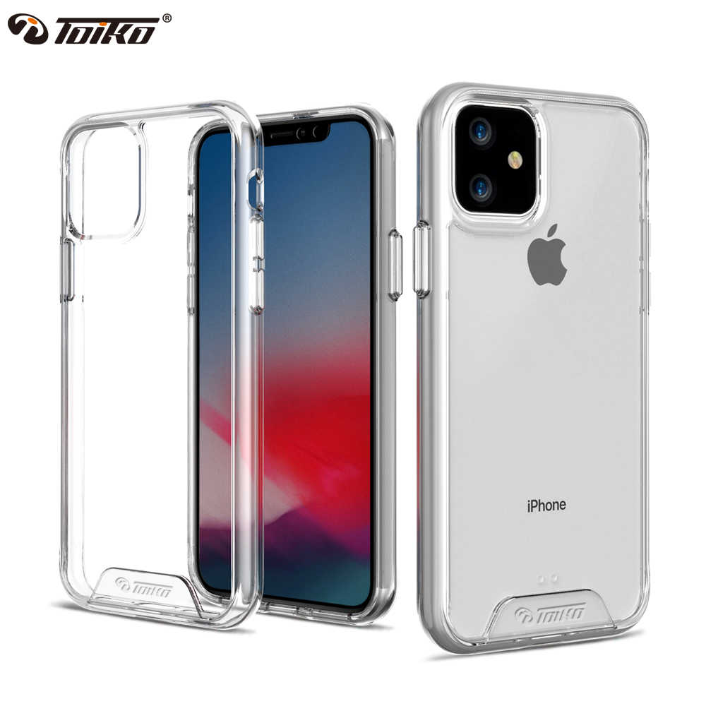 Coque de Protection pour iPhone 11 pro max Antichoc 3 en 1 Ultra Mince Anti