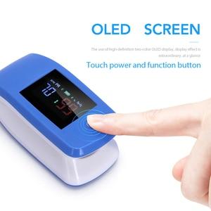Image 5 - OLIECO Finger Bluetooth APP Pulse Oximeter Mini Finger SPO2 PR Oximetro Household Digital Oxygen Saturation Meter Portable